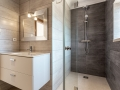 Badezimmer angepasst